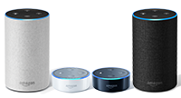 Amazon Echo et Echo Dot